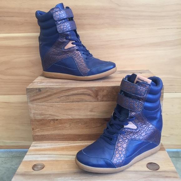 Reebok Alicia Keys wedge sneakers. M 5a5fa9faa44dbe730c6ac665 edfa0ddaa